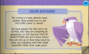 Falcon come to jamaa heartstone animal jam