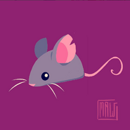 Taylor Maw Pet Mouse Concept Art