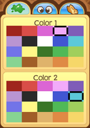 Pet-Egg Colors