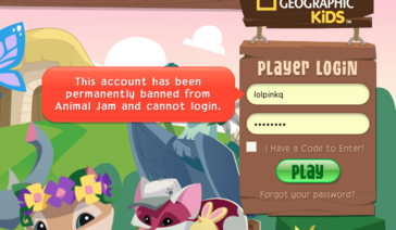 Image of: Aparri Screen Shot 20170429 At 101254 Am Animal Jam Wiki Fandom Closed Really Important apologizing For Scamming And Bullying