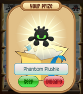 The-Claw Phantom-Plushie Green