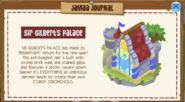 Sir Gilbert's Palace in the Jamaa Journal