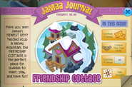 Animal Jam Friendship Cottage