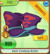 Rare-Cowboy-Boots Shop