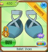 Ballet shoes4