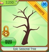 Epic Seasonal Tree February