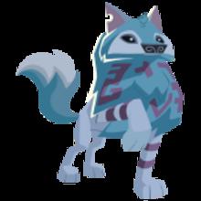 Arctic Wolf Animal Jam Wiki Fandom