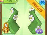 Spring Flower Horns