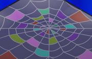Art-Gallery Spiderweb-Floor