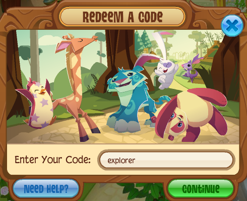 Codes Animal Jam Wiki FANDOM powered by Wikia
