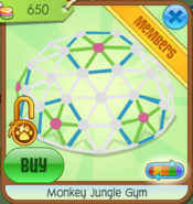 MonkeyJungleGym White(8)