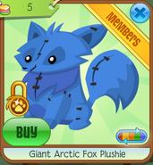 Giantarcticfoxplushie9