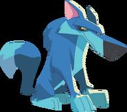 Wolf Graphic