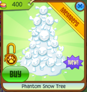 Phantom Snow Tree 2014
