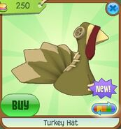 Turkey Hat tan