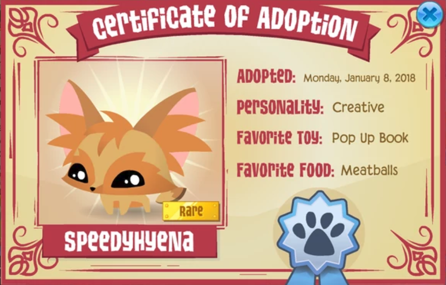 Image result for animal jam pet fennec fox promo