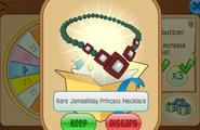 Daily-Spin-Gift Rare-Jamaaliday-Princess-Necklace