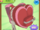 Heart-Shaped Backpack