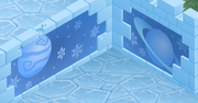 Snow-Fort Planet-Walls