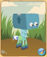 Giraffe-Box-Head-Glitch After