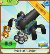 Phantom Cannon 5