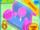 Lollipop Bench