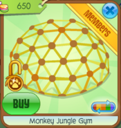 MonkeyJungleGym Orange(4)