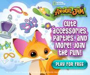 AJ cute accessories ad