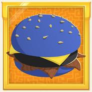 Rare item Monday Burger Hat