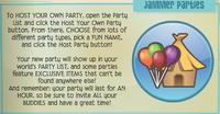 Jamaa-Journal Vol-162 Jammer-Parties