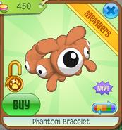 Phantom bracelet 08