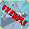Icon Example-Animal