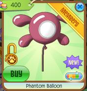 Phantom Balloon pink