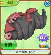 Shop Pumpkin-Shoes Black