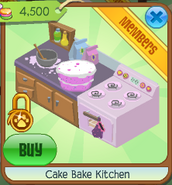 Cake bake kitchen clicked 3