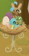 Nest of Eggs 4