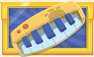 Rim keytar