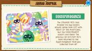 Eggstravaganza Article Jamaa Journal