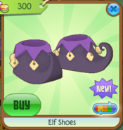 Elf Shoes 5