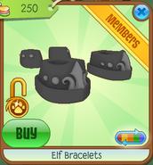 Elf Bracelets grey