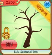 Epic Seasonal Tree Small Leaves