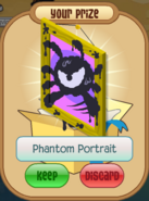 Phantom portrait yellow