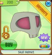 Skull Helmet 4