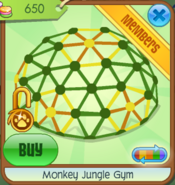 MonkeyJungleGym Green(2)