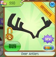 Deer Anglers (Black-Gray)