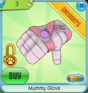 Diamond-Shop Mummy-Glove Pink