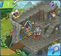 Host-Party Castle-Theme