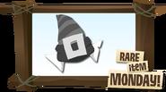 Rare Jolly Elf Hat