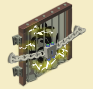 Item Imprisoned Phantoms square yellow