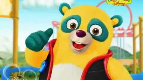 Special Agent Oso Bear Theme Song